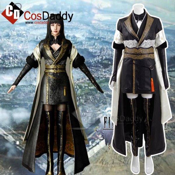 CosDaddy Final Fantasy XV Gentiana's Costume Full set Cosplay