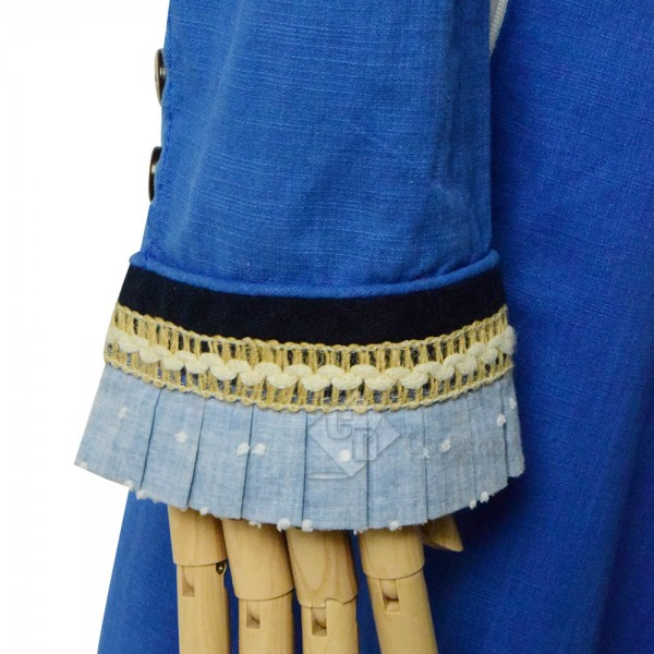 Westworld Dolores Abernathy Cosplay Costume