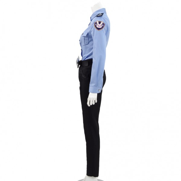 Overwatch DVA Uniform Suit Cosplay Costume