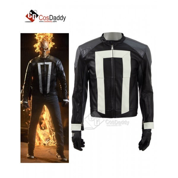 Marvel's Agents of S.H.I.E.L.D. Ghost Rider Jacket...
