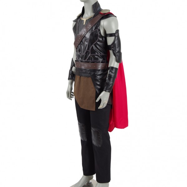 Thor: Ragnarok Costume Thor Battle Suit  Costume