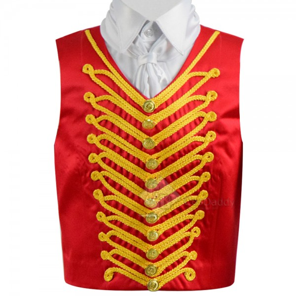 The Greatest Showman P. T. Barnum Cosplay Children Ringmaster Costume