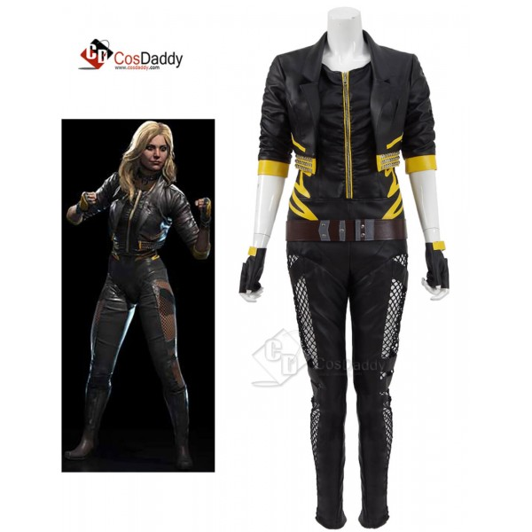 Injustice 2 Black Canary Costume