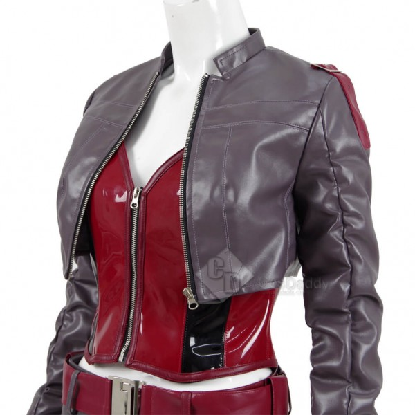 Injustice 2 Harley Quinn Jacket Costumes