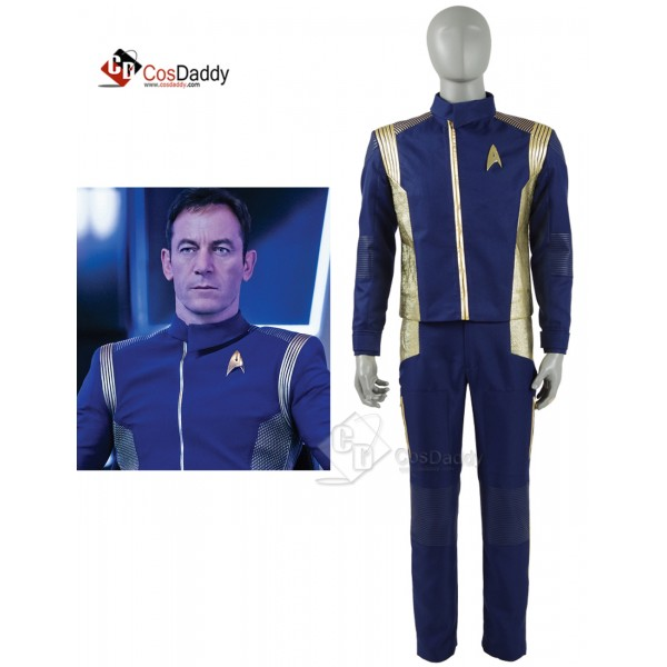 Star Trek Discovery Captain Gabriel Lorca Uniform ...