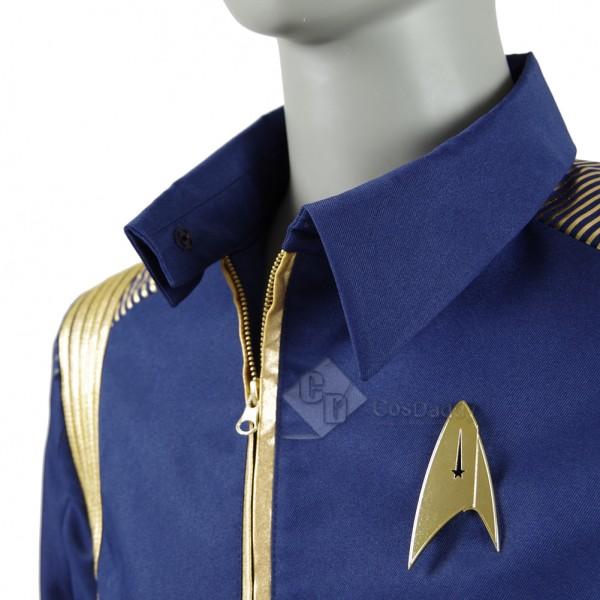 Star Trek Discovery Captain Gabriel Lorca Uniform Costume
