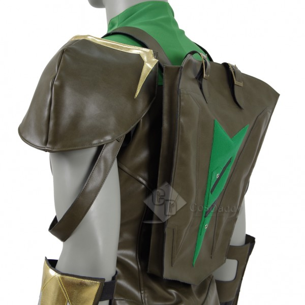 Injustice 2 The Green Arrow Oliver Cosplay Costume