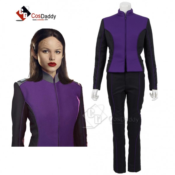The Orville  Costume Women Purple Alliance of Free...