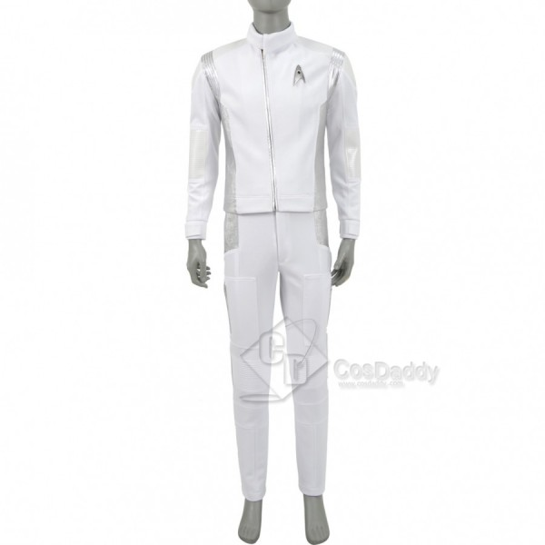 Star Trek Discovery Medicine  White Costume Costum...