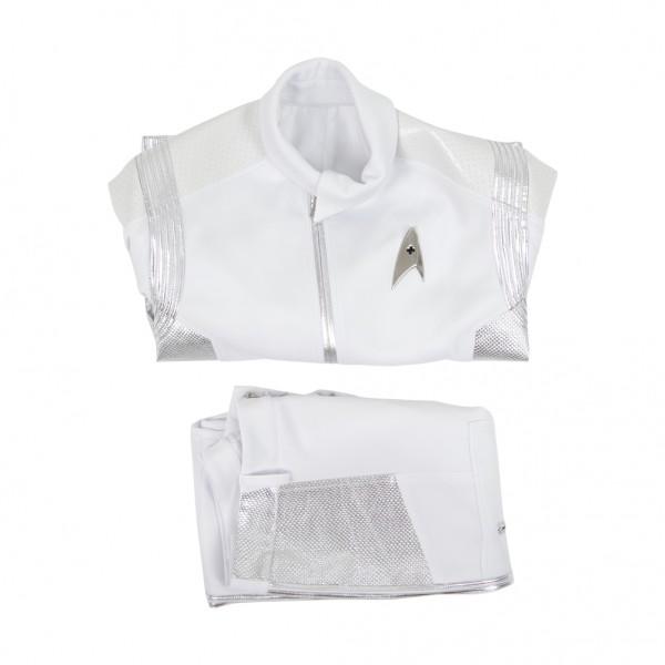 Star Trek Discovery Medicine  White Costume Costume for Men