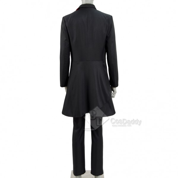 Doctor Who Episodes The Doctor Falls The Master's Black Coat Costume