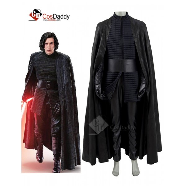 Star wars Episode VIII The Last Jedi Kylo Ren Cost...