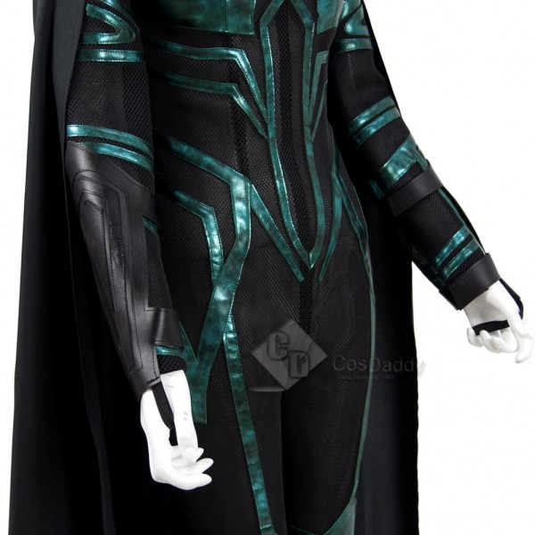 Thor 3 : Ragnarok Hela Cosplay Costume