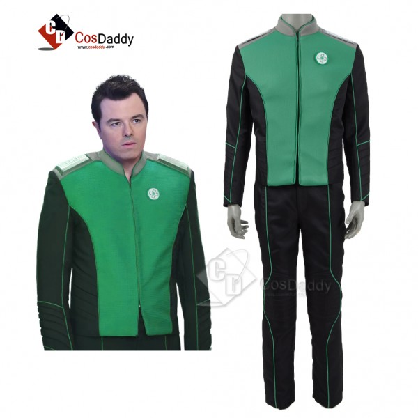 The Orville Costume Mens Green Medical Department ...