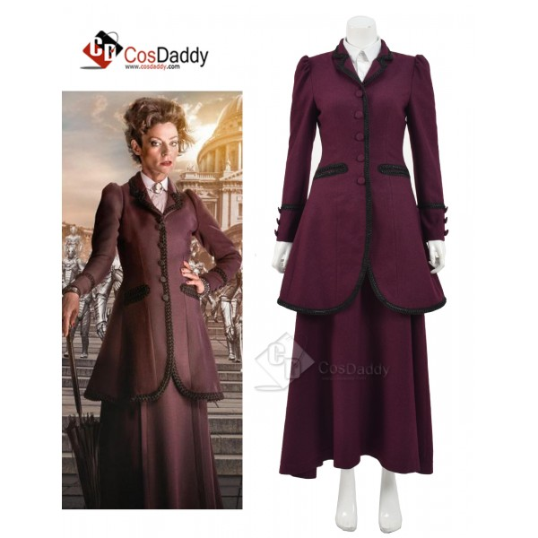 Doctor Who Missy  Mistress Dress Costume