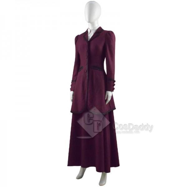 Doctor Who Missy  Mistress Dress Costume