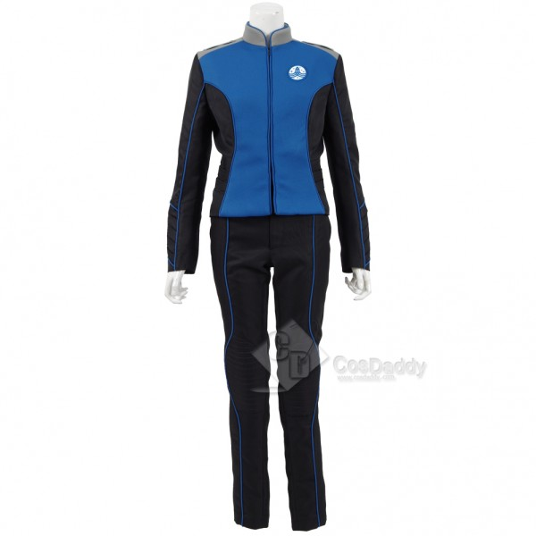 The Orville Costume Women's Blue Command Departmen...