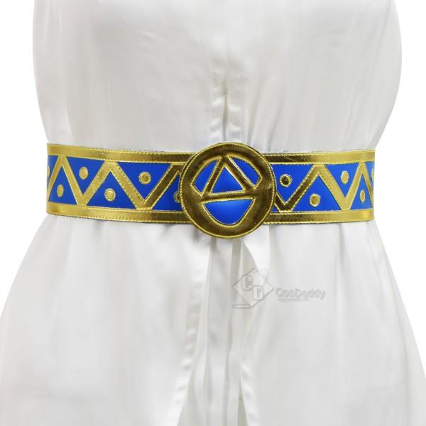 The Legend of Zelda: Breath of the Wild Princess Dress Cosplay Costume