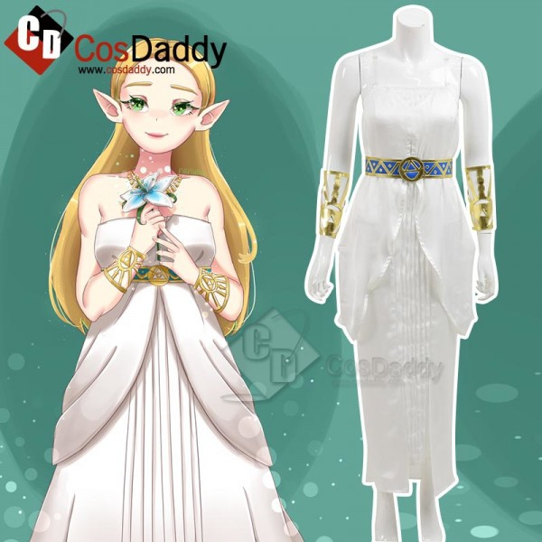The Legend of Zelda: Breath of the Wild Princess D...