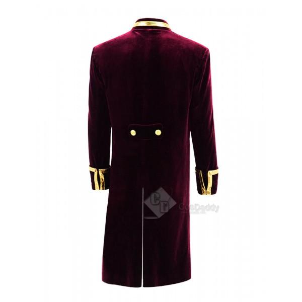 Babylon 5 Londo Mollari Uniform Vest Cosplay Costume