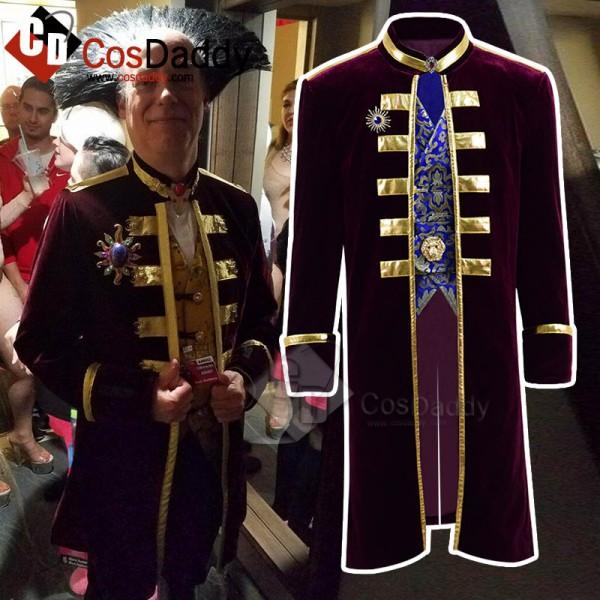 Babylon 5 Londo Mollari Uniform Vest Cosplay Costu...