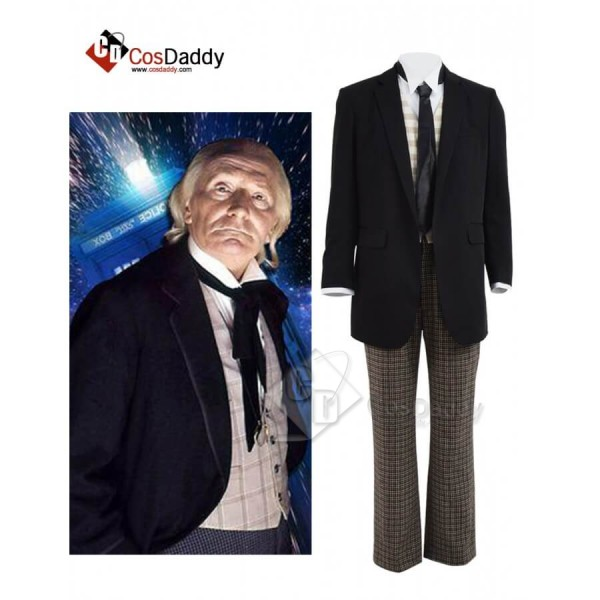 Cosdaddy Doctor Who First 1st Doctor Cosplay Costu...