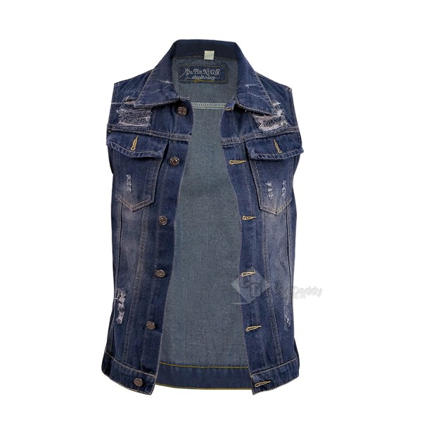Ready Player One Wade Watts Vest Cosplay Costume