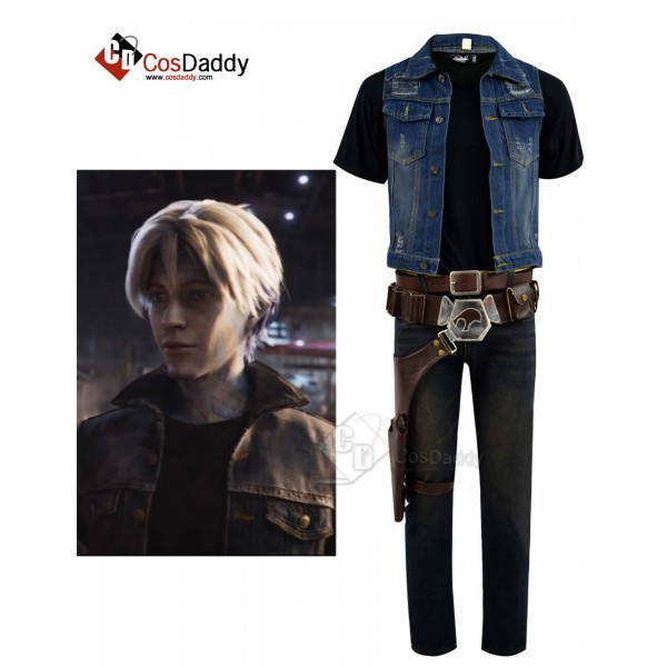 Ready Player One Wade Watts Cosplay Costume Full S...
