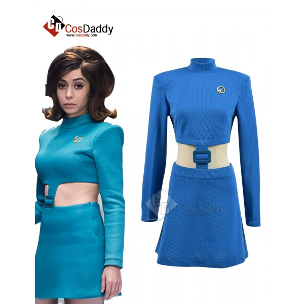 Black Mirror 4 Nanette Cole Cosplay Costume