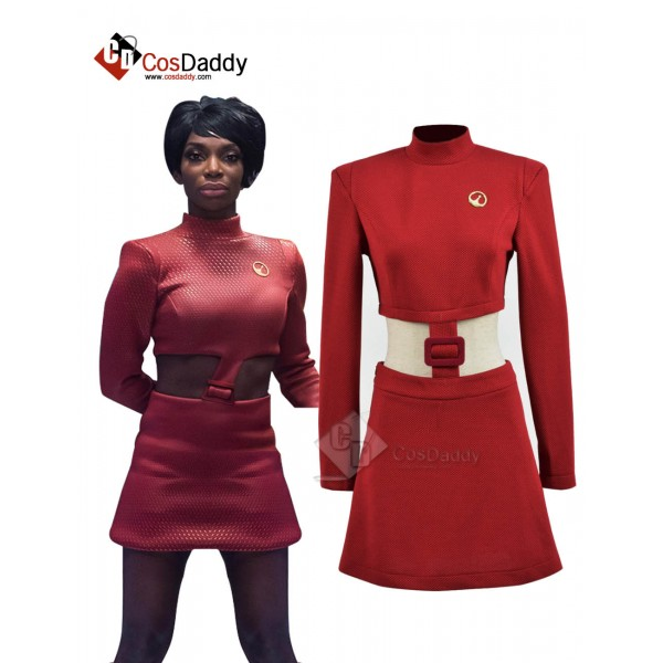 Black Mirror 4 Shania Lowry Cosplay Costume