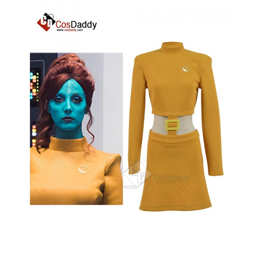 Black Mirror 4 Elena Tulaska Cosplay Costume