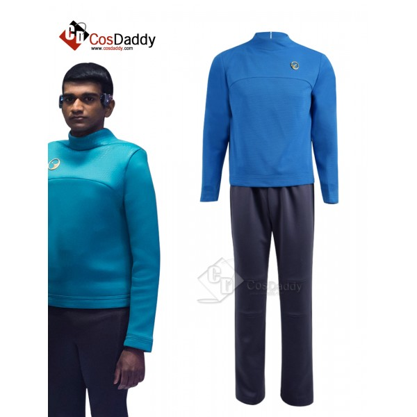 Black Mirror 4 Kabir Dudani Cosplay Costume
