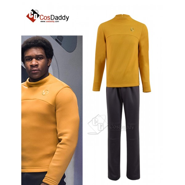 Black Mirror 4 Nate Packer Cosplay Costume