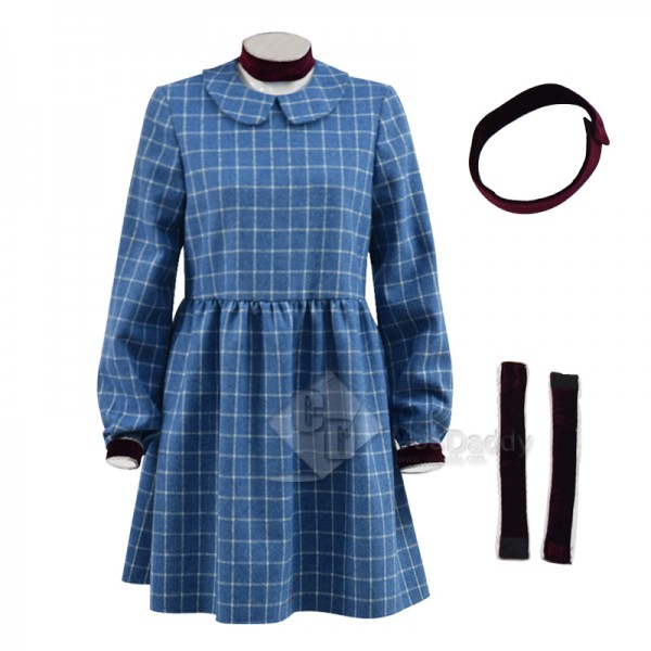 Orphan Esther Cosplay Costume Neck And Wrist Ribbons Cosplay  Accessories