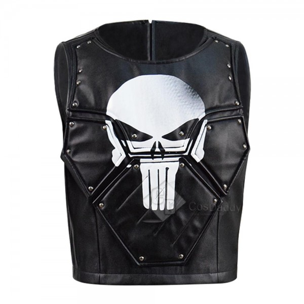 The Punisher Frank Castle Cosplay Costume