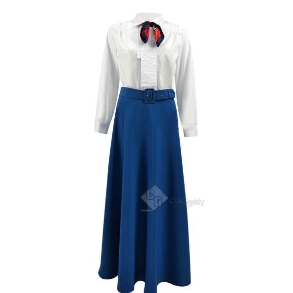 Roman Holiday Princess Ann Cosplay Costume