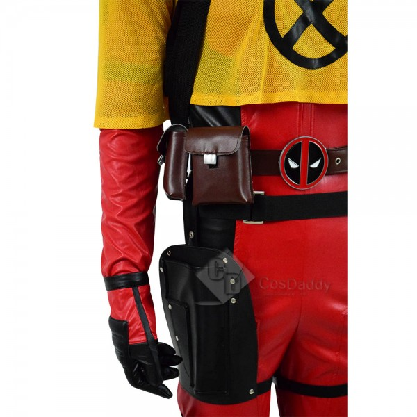 Deadpool 2  Deadpool Cosplay Costume