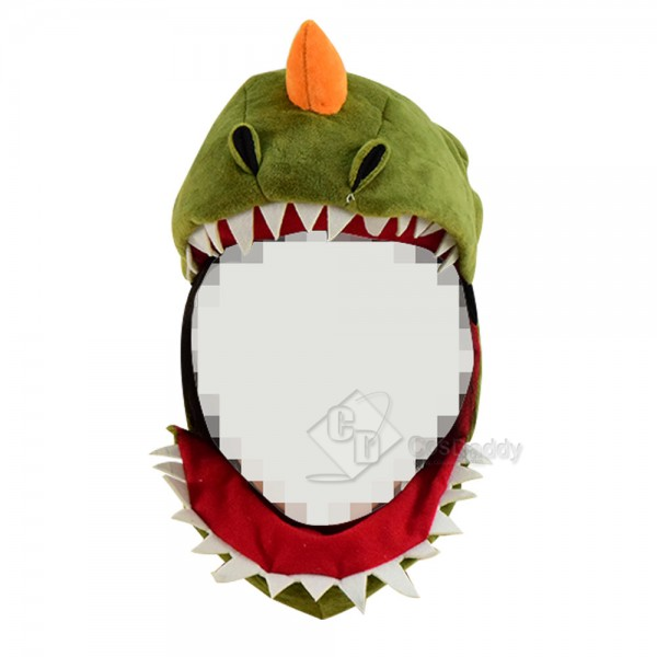 Fortnite Rex Hat Helmet Mask Cosplay