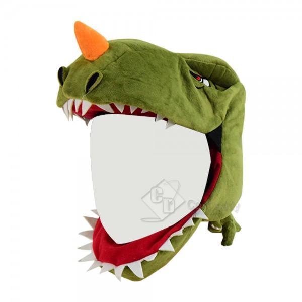 Fortnite Rex Hat Helmet Mask Cosplay