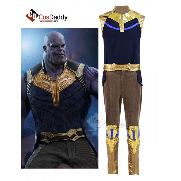 Avengers: Infinity War Thanos Cosplay Costume