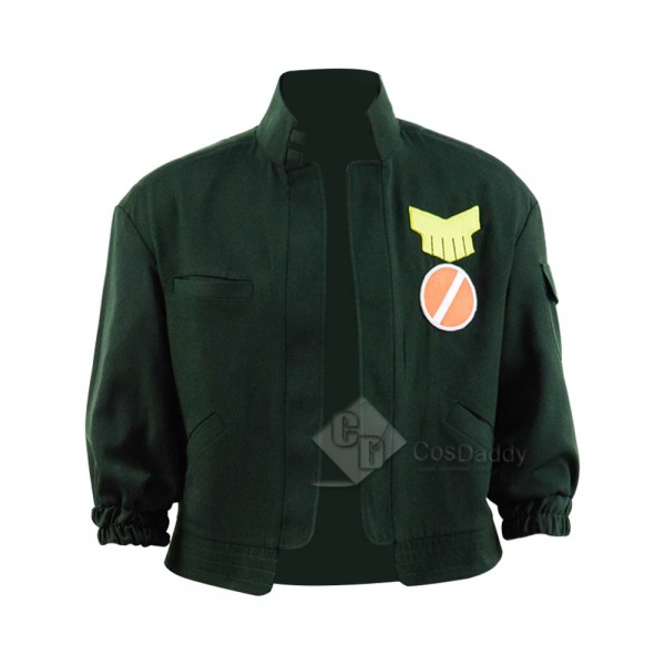Megalo Box JNK Dog Gearless Joe Jacket Cosplay Costume
