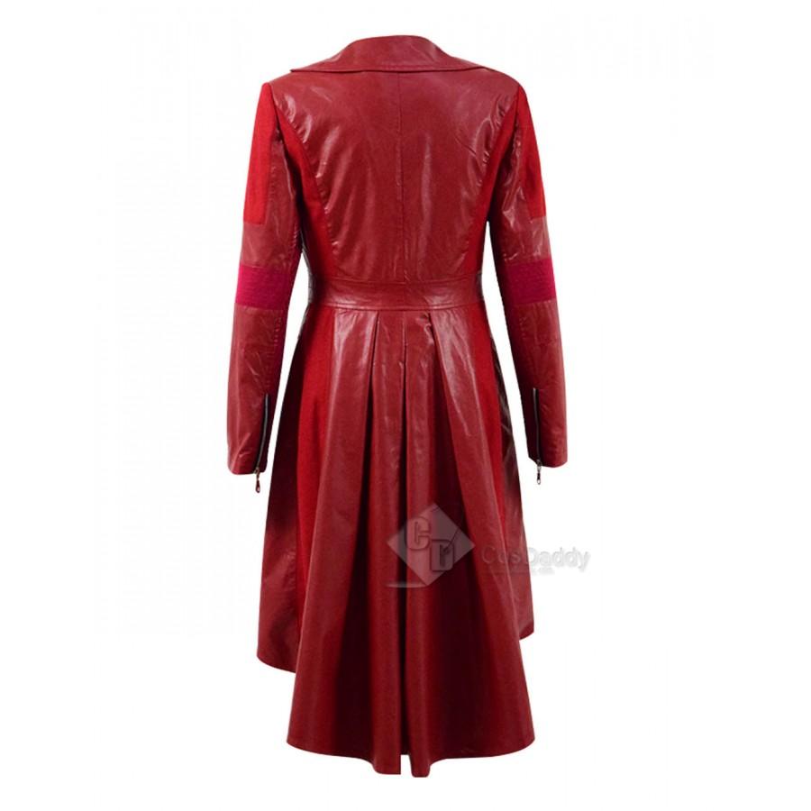 witch cosplay war Scarlet civil