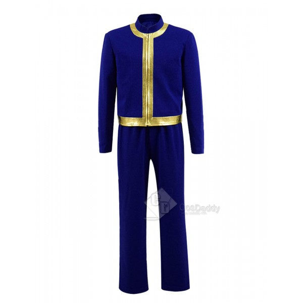 Fallout 4 FO Nate Vault Cosplay Costume