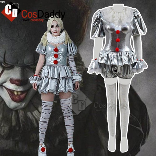 It Stephen King's It Pennywise the Dancing Clown C...