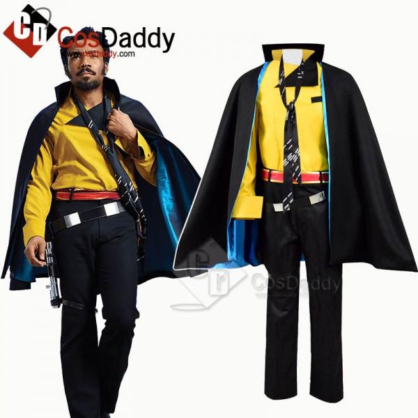Solo: A Star Wars Story Lando Calrissian Cosplay C...