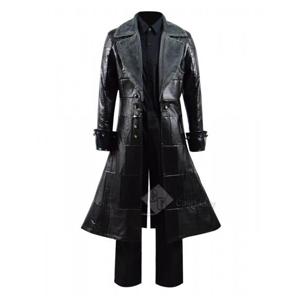 Kingdom Hearts III Sora Coat Cosplay Costume