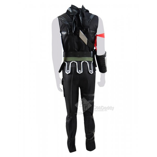 Fortnite Black Knight Cosplay Costume
