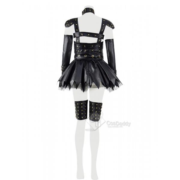 Edward Scissorhands Miss Edward Cosplay Costume