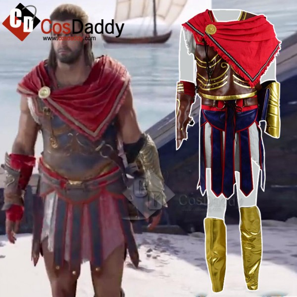 Assassin's Creed Odyssey Cosplay Costume