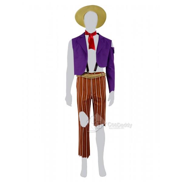 Coco (2017) Movie Hector Cosplay Costume